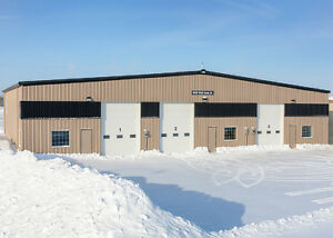 STEEL BUILDINGS..BIG OR SMALL....... WE DO THEM ALL....
