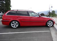 "2004 BMW 325 XIT (All Wheel Drive) Sports Wagon - ""Cared For"""