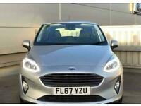 2017 Ford Fiesta 1.0 EcoBoost Zetec Navigation 5 door Hatchback Petrol Manual