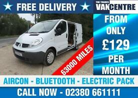 RENAULT TRAFIC SL27 DCI 115 BHP AIR CON ELECTRIC PACK BLUETOOTH