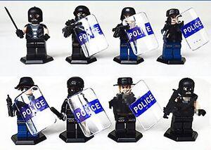 POLICE SWAT Heavy Fire Special Weapons And Tactics Lego... Regina Regina Area image 3