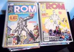 ROM Spaceknight #1-75 + Annuals Complete
