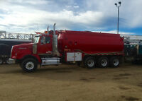 Wester Star Tri-Drive Water Truck