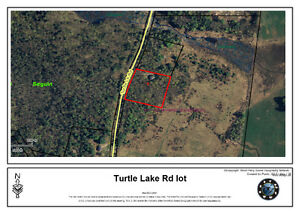 3.27 AC Building Lot: Turtle Lake Road, Rosseau ON