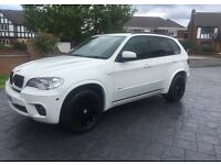 BMW X5 3.0D M SPORT 241 BHP LOADS OF EXTRAS