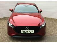 2020 Mazda 3 2.0 Skyactiv X MHEV GT Sport Tech 5 door Hatchback Petrol Manual