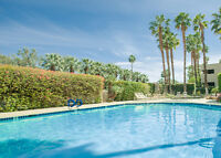 Luxury Two Bed, Two Bath Condo In Palm Springs