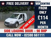 FORD TRANSIT CONNECT T200 1.8 TDCI SWB SIDE LOADING DOOR