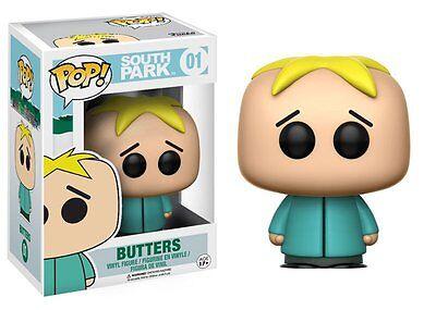 Funko POP! Television South Park BUTTERS Vinyl Figur 10cm OVP