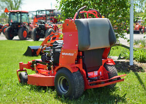 2017 Gravely ProStance -- FALL CLEARANCE