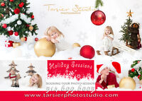 Holiday Photo-sessions