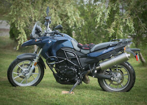 2010 BMW F650GS Twin 800cc