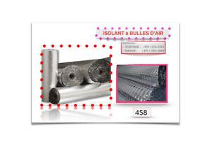 (450)-(#3) <> ISOLANTS >> à BULLES D'AIR - (( 0.10$ /P.C ))