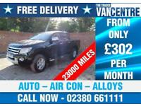 FORD RANGER 2.2 DOUBLE CAB 4 X 4 LIMITED AUTOMATIC 150 BHP AIR CON ALLOYS