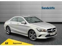 2017 Mercedes-Benz CLA CLA 200d Sport 4dr Tip Automatic Saloon Diesel Automatic