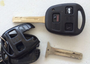 ***** Replacement Key Shell for LEXUS *****