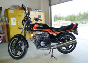 Looking for:  1982 Honda CB 450T Hawk.