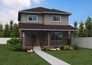 Build a Single Family Home for Duplex Price in Aspen Trails! Strathcona County Edmonton Area image 1