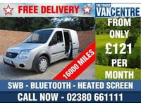 FORD TRANSIT CONNECT 1.8 TDCI TREND SWB BLUETOOTH HEATED SCREEN