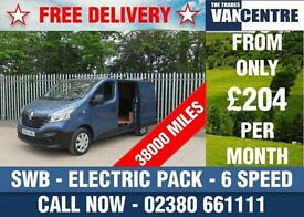 RENAULT TRAFIC SL27 BUSINESS DCI SWB 115 BHP ELECTRIC PACK 6 SPEED