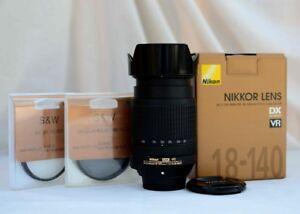NIKON Lens 18-140mm (f/3.5-5.6G ED VR)