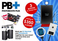Photo Booth and DJ Services