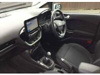 2017 Ford Fiesta 1.0 EcoBoost 125 Titanium B+O Play 5 door Hatchback Petrol Manu