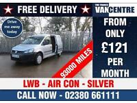 VW CADDY LWB MAXI 101 BHP AIR CON