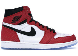 cheap for discount 272af 7a1c4 Jordan 1 spiderman Size 8.5 DS