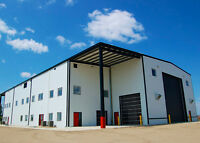 NEW STEEL BUILDING...WE DO IT ALL
