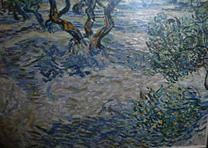 "Vincent van Gogh ""Olive Orchard"" Textured Art Print Stratford Kitchener Area image 3"