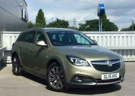 image for 2015 Vauxhall INSIGNIA COUNTRY TOURER 2.0 CDTi [163] 4X4 5 door Automatic Estate