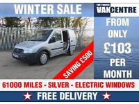 FORD TRANSIT CONNECT T220 SWB ELECTRIC WINDOWS WAS £5770 SAVE £500