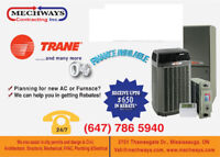 Furnace & Air Conditioner Installation at Guaranteed low Prices.