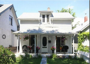 Pet friendly beautiful vintage Whyte Ave home