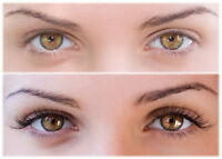 Affordable Eyelash Extension Service and Supplies!