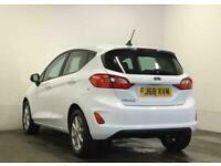 2018 Ford Fiesta 1.0 EcoBoost Zetec 5 door Hatchback Petrol Manual