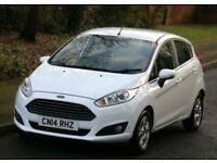 2014 Ford Fiesta 1.6 TDCi 5 Doors, £0 a year road tax