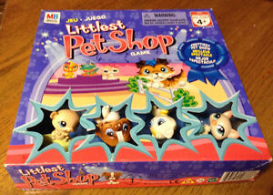 LITTLEST PET SHOP BOARD GAME 4 PET SHOP INCLUDED Gatineau Ottawa / Gatineau Area image 2