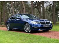 2018 BMW 5 Series 2.0 530e iPerformance 9.2kWh M Sport Auto (s/s) 4dr - Stunning