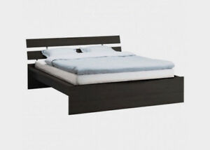 Ikea HOPEN Double/ Full Bed Frame- can also fit a queen mattress
