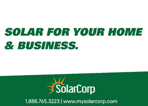 Solar for your home & business