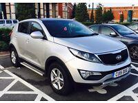 2015 15 Kia Sportage 1.6 petrol
