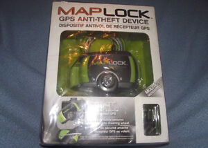 Maplock GPS Anti-Theft Device