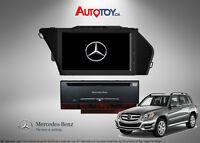 Benz GLK OEM-Fit In- Dash HD Navagation GPS DVD System 2013-2014