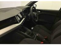 2020 Audi A1 30 TFSI S Line 5 door Hatchback Petrol Manual