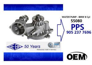 BMW WATER PUMP METAL IMPELLER (GEBA 55080)