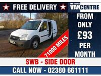FORD TRANSIT CONNECT T200 SWB SIDE DOOR