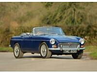 1964 MG MGB Roadster Petrol Manual