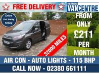 FORD TRANSIT CONNECT 200 LIMITED L1 H1 SWB 115 BHP AIR CON AUTO LIGHTS 3 SEATS